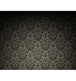 Dark seamless pattern vector image vector image