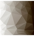 Polygonal geometric surface vector image