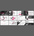 tri fold business brochure creative corporate vector image vector image