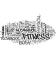 are you fit enough to get fit the alexander vector image vector image
