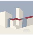 minimalism vector image vector image