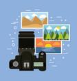 people activities equipment vector image vector image