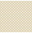 luxury golden seamless pattern abstract white and vector image vector image