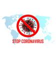 corona virus 2019-ncov medical virus outbreak vector image