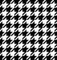 experimental texture black and white vector image vector image
