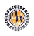 Urban jazz Art concept vector image vector image