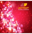 bokeh abstract background concept vector image