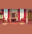 interior victorian living room