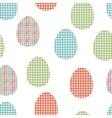 Easter Seamless Patterns vector image vector image
