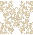 vintage baroque ornament pattern