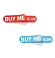 buy me now vector image vector image