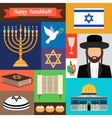 Jewish and judaism icons
