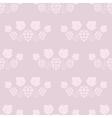 Seamless grape vines pink background