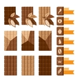 Chocolate decorative elements