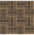 Cookies pattern vector image vector image