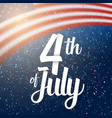 Independence day poster 4th july usa