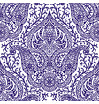 indian ethnic seamless pattern vector image