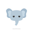 Isolated animal vector image vector image