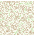 seamless pattern2 vector image vector image