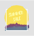 isolated colorful discount sticker on white vector image vector image