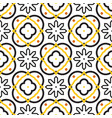 Azulejos black and white mediterranean seamless