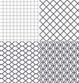 Net wire and cage background vector image vector image