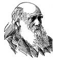Charles robert darwin vintage