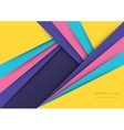 modern material design vector image vector image