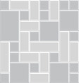 modern square tile wall 06 vector image