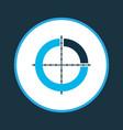 infographic icon colored symbol premium quality vector image vector image