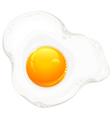 egge white background vector image
