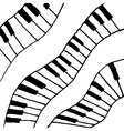 Piano - vector image