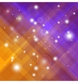 Abstract Elegant Blurred Orange Purple Background vector image vector image