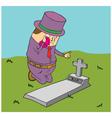Man mourning