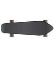 A skateboard vector image vector image
