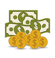Money design vector image vector image