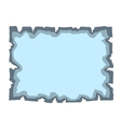Parchment old paper banner vector image