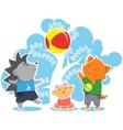 Children Game vector image vector image