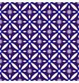 indigo batik pattern vector image vector image