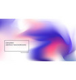 blurred abstract purple and red backgrounds design vector image
