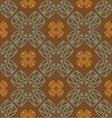 seamless retro ornament vector image vector image