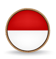 Indonesia Seal vector image