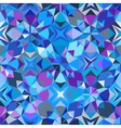 Colorful geometric pattern vector image vector image