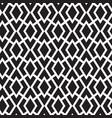 geometric seamless ornament vector image vector image