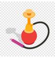 Hookah isometric icon