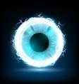 Human eye Stock