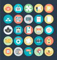 Shopping and Commerce Icons 4 vector image