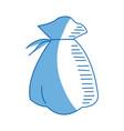 bag money cash business financial concept vector image