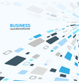 business background with wavy tiles