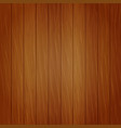 brown wooden background planks vector image